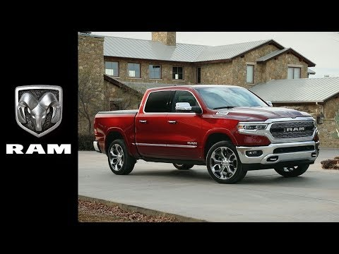 2019 Ram 1500 Limited | Product Features
