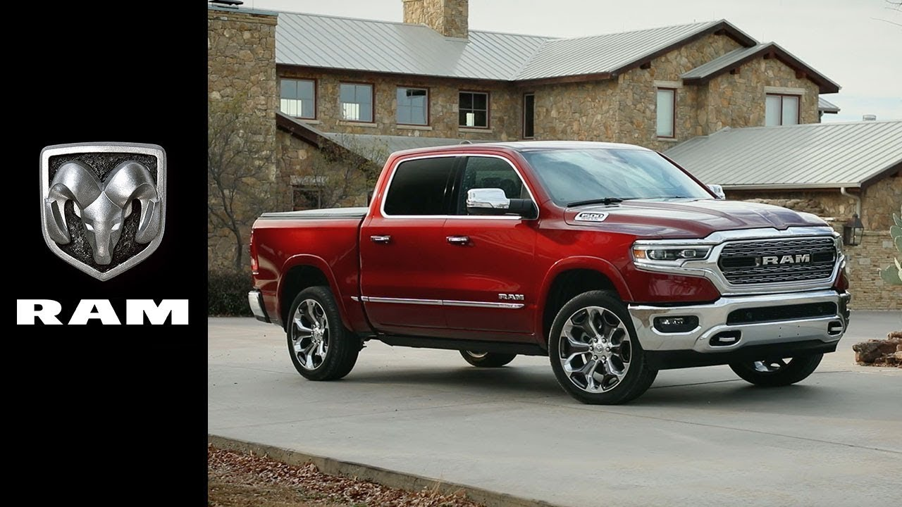 2019 Ram 1500 Limited Product Features
