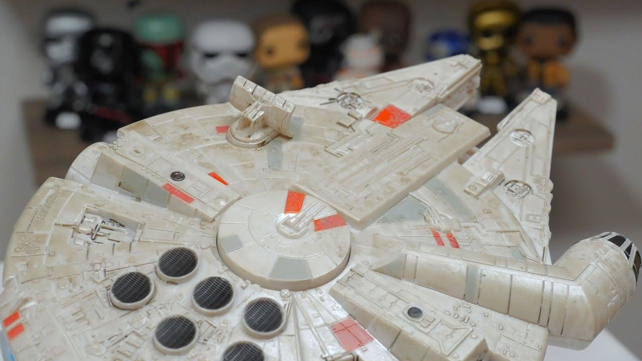 Star Wars Millennium Falcon Bluetooth Speaker