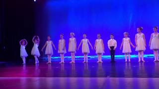 Ballet Recital 2015 (7 years old)