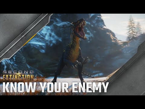 Second Extinction - Know Your Enemy