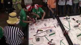 Ctrl-Z World Class FIRST Championship Robot Match 526 Points