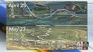 Star Attraction Missing from Schlitterbahn Openning