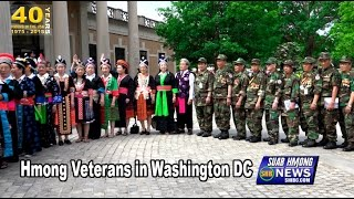 SUAB HMONG NEWS: Lao (Hmong) Veterans of Minnesota Special Trip to Washington DC
