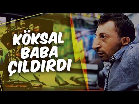 Mustafa Karadeniz Köksal Baba'yı Çıldırttı