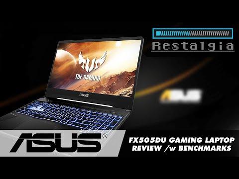 ASUS TUF Gaming Laptop Review With Benchmarks | RYZEN 7 3750H | GeForce GTX 1660Ti