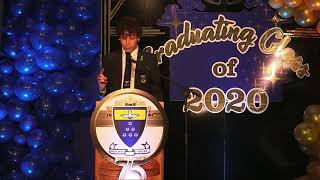 Fatima Form 5 Grad   Adam Bartholemew speech