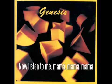 Genesis - Mama (album original version with lyrics).mp4