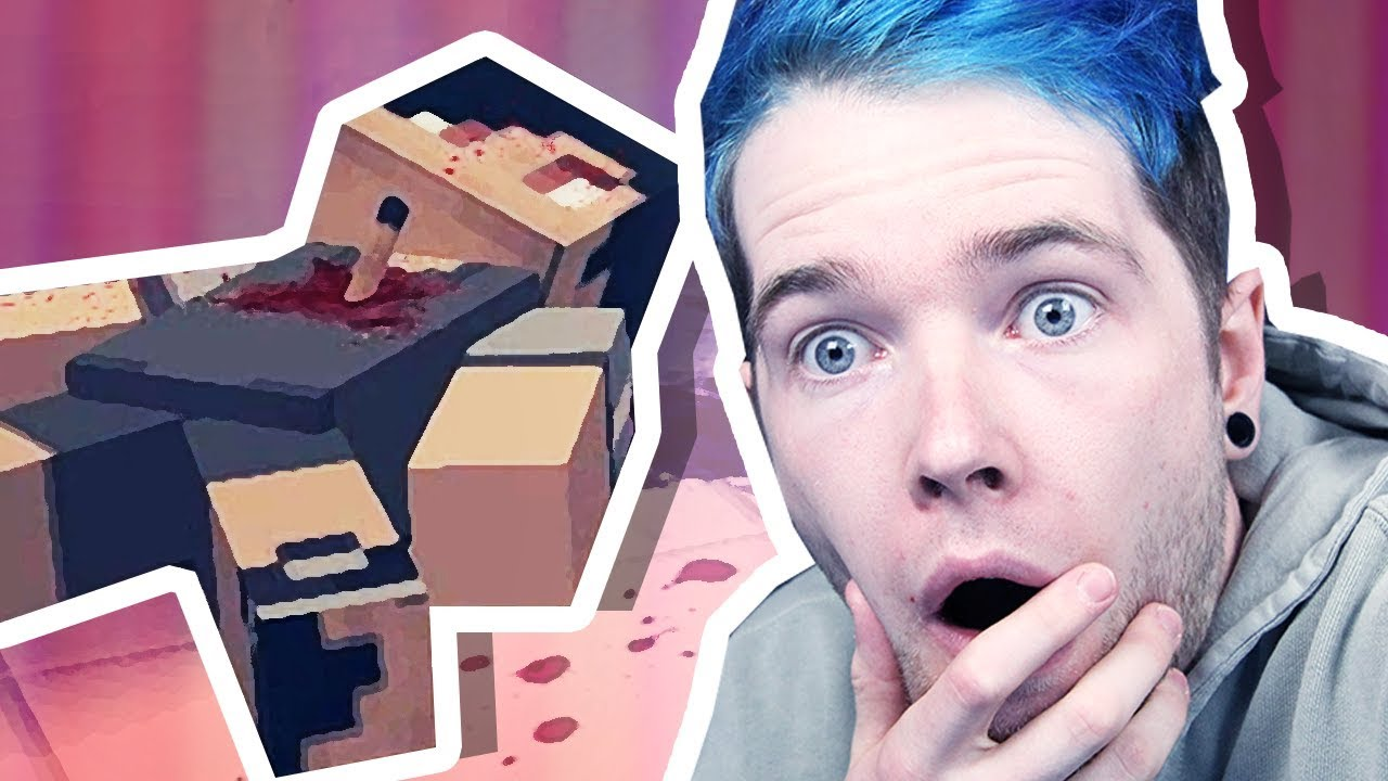 The BEST Minecraft Horror Map I've EVER PLAYED!!