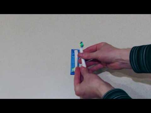 Насадка до електричної зубної щітки ORAL-B BRAUN FLOSS ACTION EB25 (4210201746348)