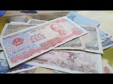 Vietnam's Low Denomination Paper Banknotes