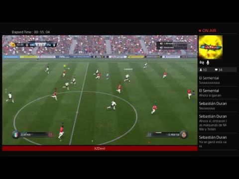 IFVPA Costa Rica vs IFVPA Italia -Mundial 2017- Game 2