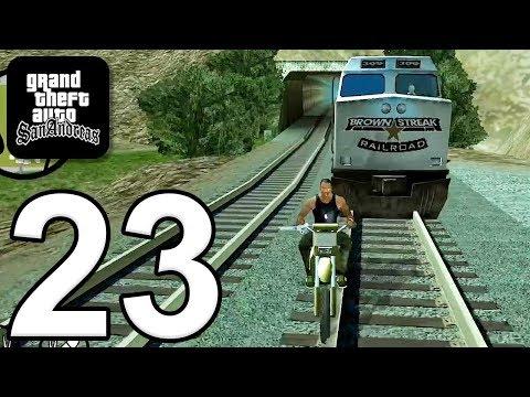 Grand Theft Auto: San Andreas - Gameplay Walkthrough Part 23 (iOS, Android)