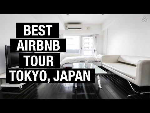 Tokyo, Japan Vlog Day 9: AIRBNB TOUR!!!