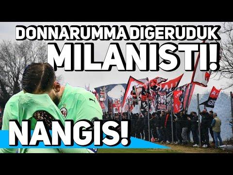 Rumor ke Juventus, Donnarumma Digeruduk Milanisti Sampe MEWEK!