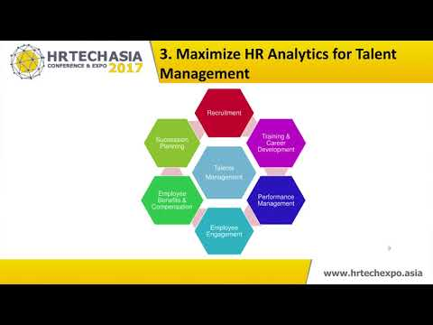 Key notes: HR Metrics and Workforce Analytics