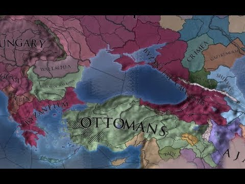 Eu4: Another way to play Byzantium