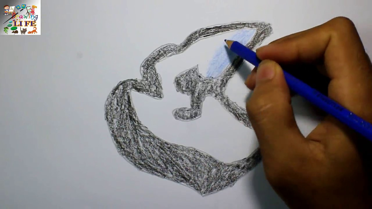 Very Easy How To Draw Graffiti Bubble Letters E For Kids Step By