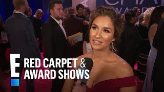Jessie James Decker Reveals Baby No. 3's Due Date | E! Live from the Red Carpet