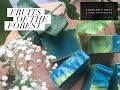 How To Make Handmade Soap for Eczema: (Fruits of The Forest Soap)