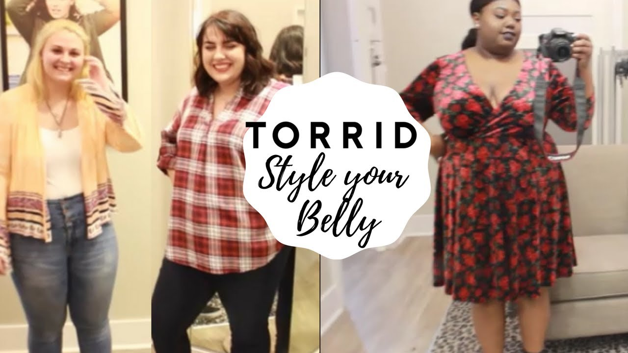 222f12fe1e3 Plus Size- HOW TO STYLE YOUR BELLY