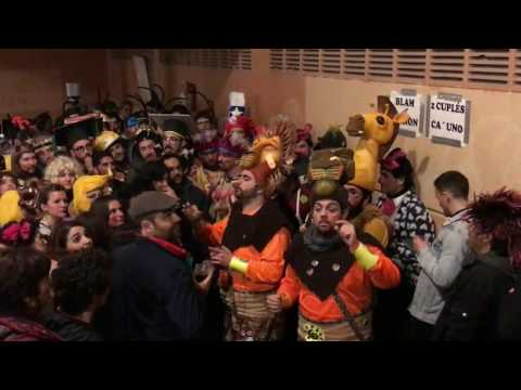 Blam Session del Carnaval de Cádiz