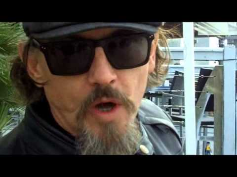 """Tommy Flanagan says """"Hi"""" to Don & Lolly"""