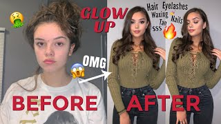 THE ULTIMATE GLOW UP!!!! 0-100 | India Grace