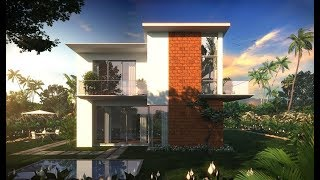 La Olalian Estate : 2BHK Villas in Goa