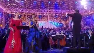 concert de paris 2014 - duo des fleurs - lakmé