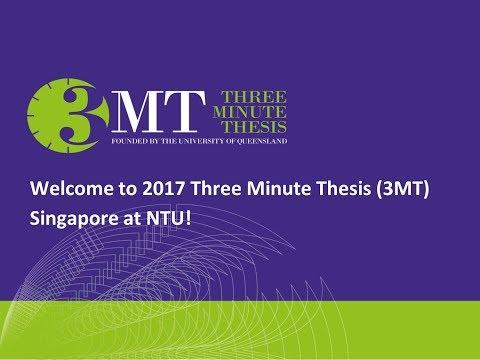 3MT SG 2017