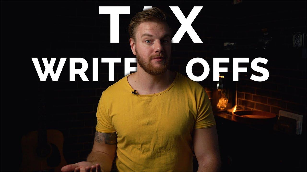 10 Tax Write Offs for 2021 Tax Season