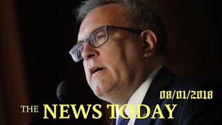 EPA Head Wants Car Industry, States To Compromise On Emissions | News Today | 08/01/2018 | Dona...