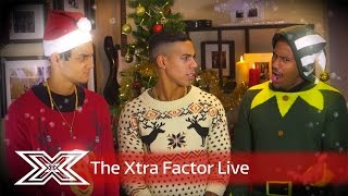 Scher Slay! The Remaining 4 reveal their Christmas wish! | The Xtra Factor Live 2016