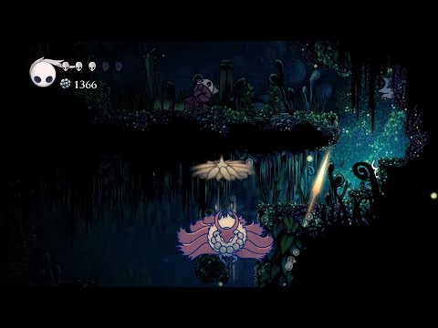 Hollow Knight Randomizer Run Part 1 - The Incredibly Long Journey to Dash
