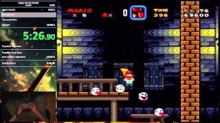Lets Speedrun | Super Mario World in 10min durchgespielt (Deutschlandrekord) | Commentary (german)