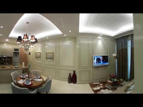 MENARA JAKARTA Condo Type 2 Bedroom + 1 Dengan Luas 88m2 [360 VR VIEW]