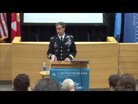 A Conversation with the Chief Prosecutor of United States Military Commissions