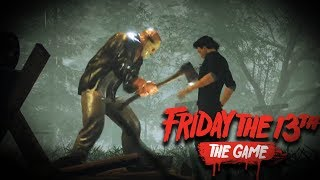 DON'T CHOP 'TIL YOU GET ENOUGH | Friday the 13th Game Part 34