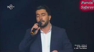 O Ses Türkiye - Pərvin Səfərov 2-ci Tur Duello - Yorgun Yıllarım