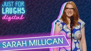 Sarah Millican - Don't Trust A Skinny Massage Therapist