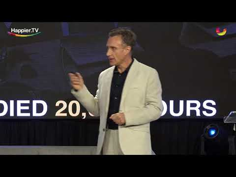 Sandro Formica, Ph.D. - WORLD HAPPINESS SUMMIT - The Power of Self-Awareness