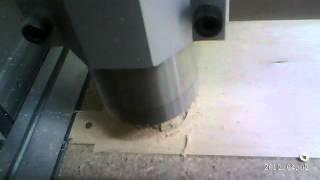 Mas pruebas CNC4060 Parte1