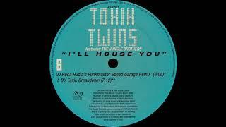 Toxik Twins ft. Jungle Brothers - I'll House You ''DJ Huda Hudia Remix'' | 1080p | ©1998 Aureus