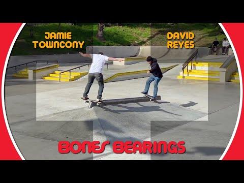 David Reyes and Jamie Tancowny