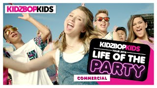KIDZ BOP's 'Life Of The Party' Tour