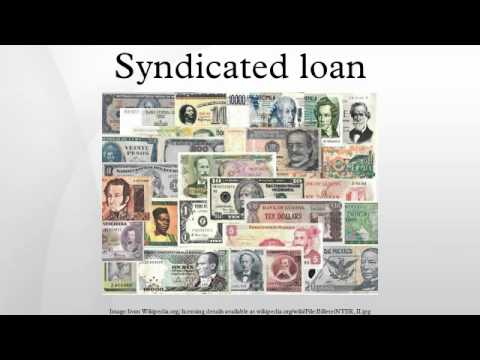 Syndicated Loan Youtube