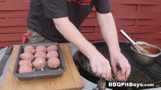 Bbq Meatballs Recipe By The Bbq Pit Boys