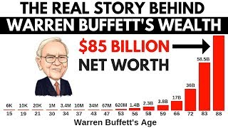 This Is How Warren Buffett REALLY Made 85 Billion Dollars
