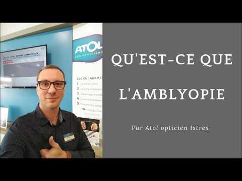 L'amblyopie, qu'est-ce que c'est? Réponse d'un opticien.